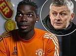 Paul Pogba will hold talks over his Manchester United future at the end of the season