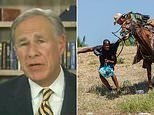 Texas governor says he'll HIRE any border agent guards fired by Biden admin
