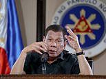 President Duterte warns soldiers will be allowed to SHOOT protesters during coronavirus lockdown