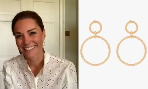 Kate Middleton wears £5 Accessorize earrings for stunning new appearance