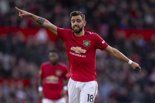 Bruno Fernandes admits he could share Man United penalty duties with Marcus Rashford