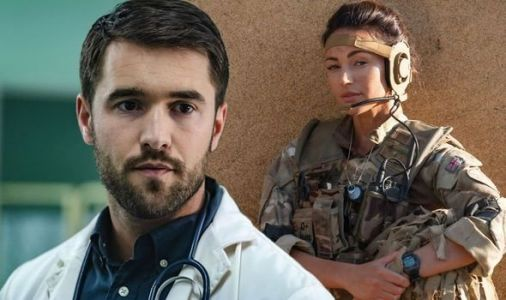 Our Girl viewers distracted by new character Doctor Antonio: 'Worst ever'