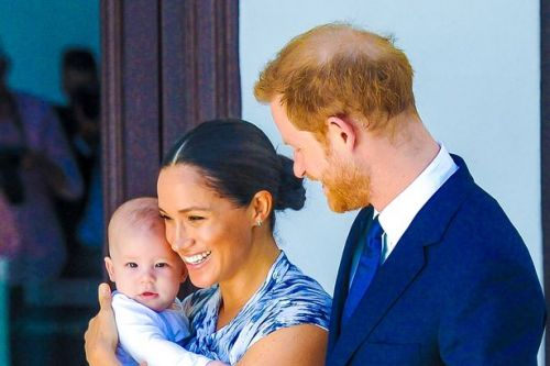 Harry and Meghan's son Archie 'taking his first steps and loving life in LA'