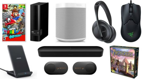 A handful of Sonos speakers and soundbars are on sale today