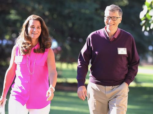 Inside the marriage of Bill and Melinda Gates, who met at work, live in a $124 million home - and still wash dishes together