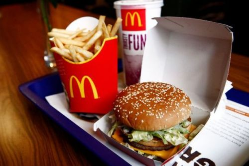 McDonald's slashes price of Big Macs and Happy Meals thanks to VAT cut
