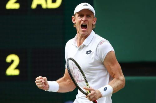 Kevin Anderson reaches first Wimbledon final with record-breaking John Isner win