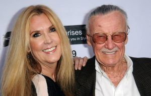 Stan Lee's daughter reveals they created one final superhero