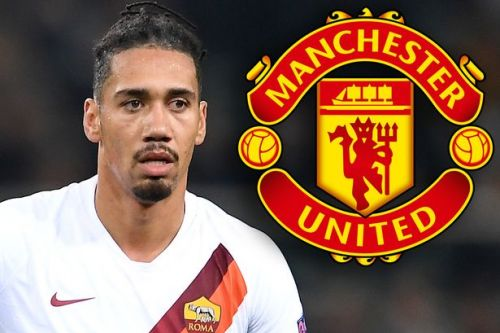 Chris Smalling says he 'misses Man Utd' as he nears permanent transfer exit