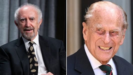 Jonathan Pryce 'daunted' at the prospect of playing Prince Philip as Netflix confirms The Crown role