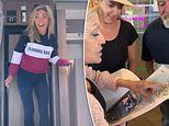 Sam Frost and her family travel in a giant motorhome as they embark on a New Zealand road trip