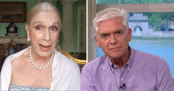 Phillip Schofield hit with Ofcom complaints after Lady Colin Campbell row on This Morning