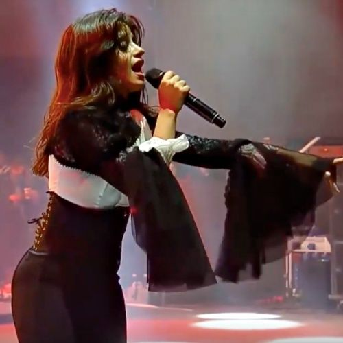 Camila Cabello has written 'a lot' of new music in lockdown