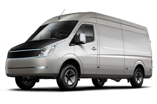 New AVEVAI IONA electric van is bound for Europe