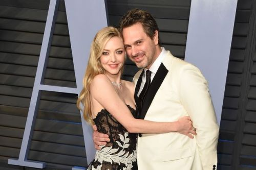 Amanda Seyfried welcomes surprise second child with husband Thomas Sadoski