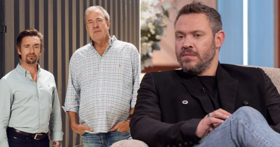Will Young says The Grand Tour star Richard Hammond is 'the worst' over 'homophobic jokes'
