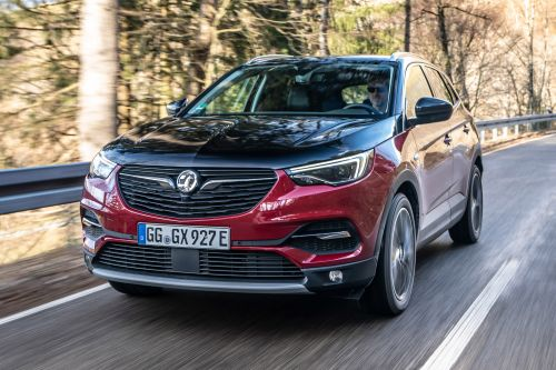New Vauxhall Grandland X Hybrid4 2020 review