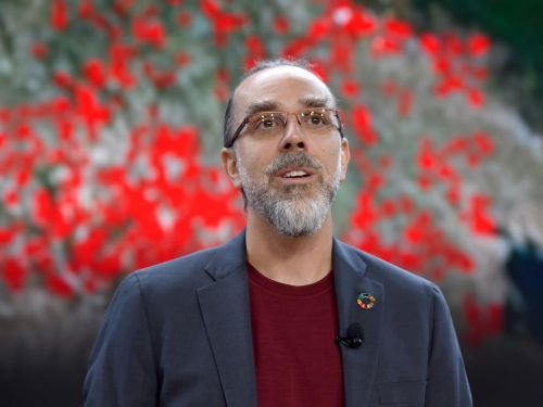 Astro Teller, Alphabet's 'captain' of moonshot ideas, reflected on a decade of ambitious projects in a virtual commencement speech: 'What bothers me is that X shouldn't be the only moonshot division'