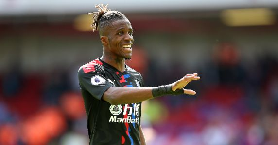 Zaha agent namechecks five clubs as he hints at winter Crystal Palace exit