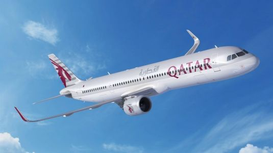 Qatar Airways will donate up to 300kg of surplus food daily