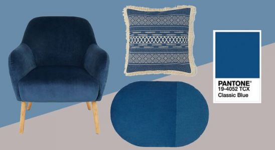 Pantone's Colour Of The Year Is Classic Blue - How To Add It To Your Home