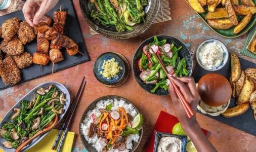 HelloFresh launches Japanese-inspired meals for Tokyo 2020 Olympics - £1.99 only