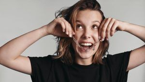 Pandora and Millie Bobby Brown are here to put a smile on your face