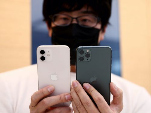 Apple said the Pro models of the iPhone 12 sold the best last quarter as a record number of people upgraded their devices
