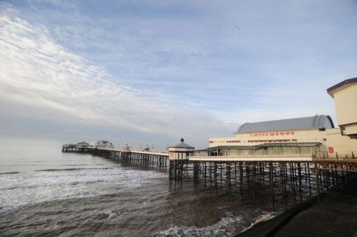 Teenage girl 'walks into the sea' and not seen since as blood found on pier