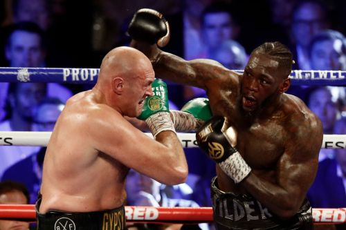 Tyson Fury wary of Deontay Wilder beating him if his 'strict attitude' drops