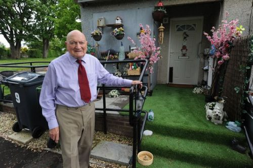 """Council brands furious OAP's astroturf a """"health and safety risk"""""""