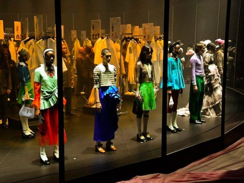 Gucci announces plans to cut back to 2 fashion shows a year as the coronavirus pandemic ravages the luxury fashion industry