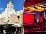The four Australian cinemas named among the best in the WORLD