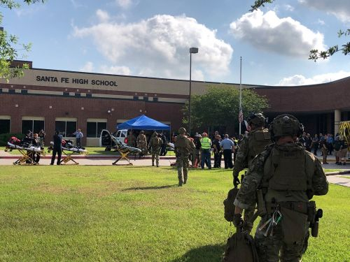 Santa Fe students respond to the school shooting: 'I always felt like eventually, it was going to happen here, too'
