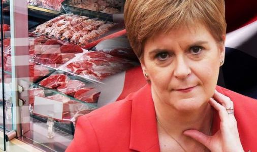 What's the beef? Nicola Sturgeon adviser sparks row over Union flag on Scottish meat