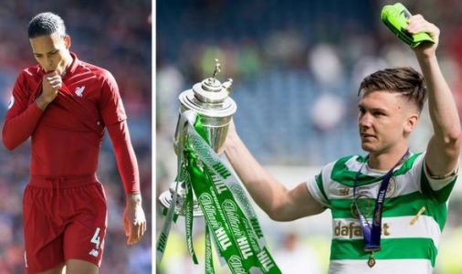Arsenal backed to sign Kieran Tierney as ex-Celtic boss makes Liverpool comparison
