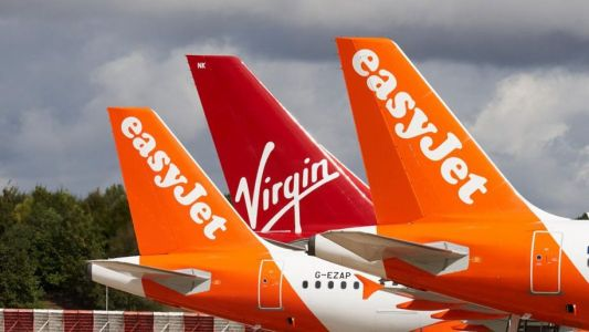 Virgin Atlantic and Easyjet employees to staff Nightingale Hospitals