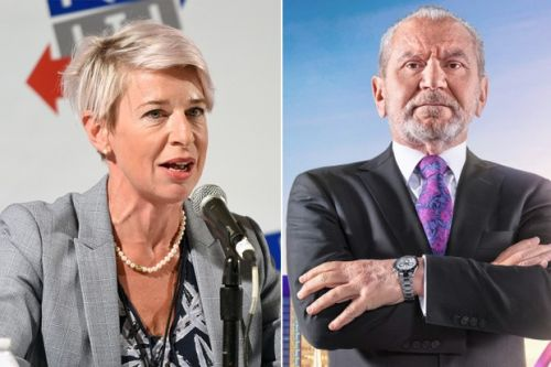 Lord Sugar delivers his verdict on former Apprentice star Katie Hopkins: 'She's made her bed and she's going to have to lie in it'