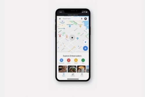 How to turn on Incognito mode in Google Maps