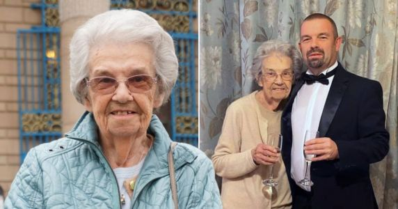 'Fighter' grandma, 86, beats Covid-19 after surviving Hitler and heart surgery