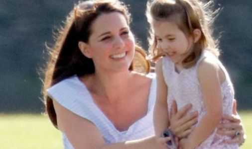 Princess Charlotte the dancer! Young royal copies mum Kate Middleton with sweet talent