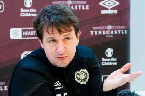 Daniel Stendel has heard too many Hearts excuses as he lays down challenge to under pressure players