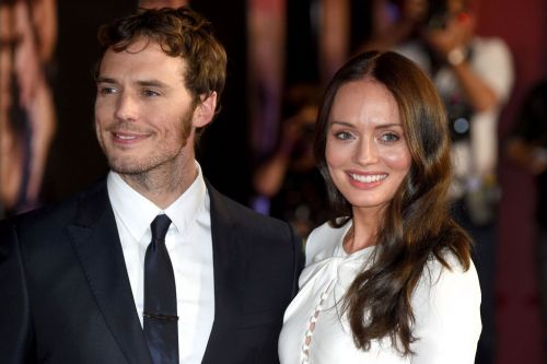 Why did Sam Claflin and Laura Haddock split and how many children do they have?