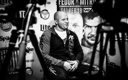 Bellator 214: Retirement looms for heavyweight legend Fedor Emelianenko but title would be perfect way to bow out