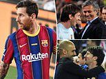 Arsenal, Chelsea, Manchester City and eve RANGERS have temptedBarcelona's Lionel Messi