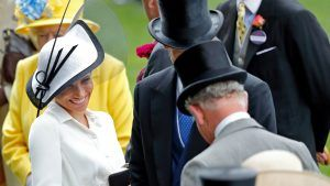 Meghan Markle apparently sees Prince Charles as a 'second father'
