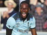 Cricket hero Jofra Archer's father reveals how his son achieved lifetime ambition