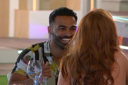 Love Island's Nas Majeed flirts with new girl Demi Jones in first look - could she be the one?