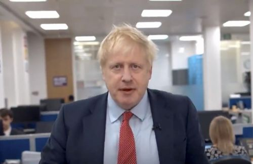 Five takeaways from Boris Johnson's weird Vogue-style video