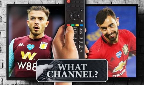 What channel is Aston Villa vs Man Utd on? TV and live stream info for Premier League game